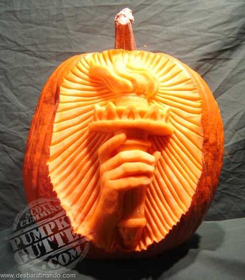 aboboras esculpidas halloween desbaratinando  (7)