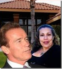 arnold and lover