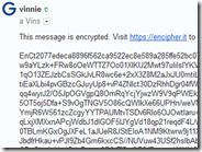 Cifrare le email rendendole illeggibili senza password di decifrazione