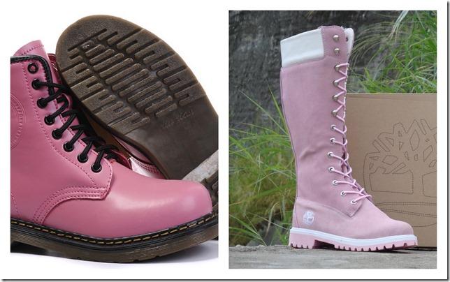 rosa sko