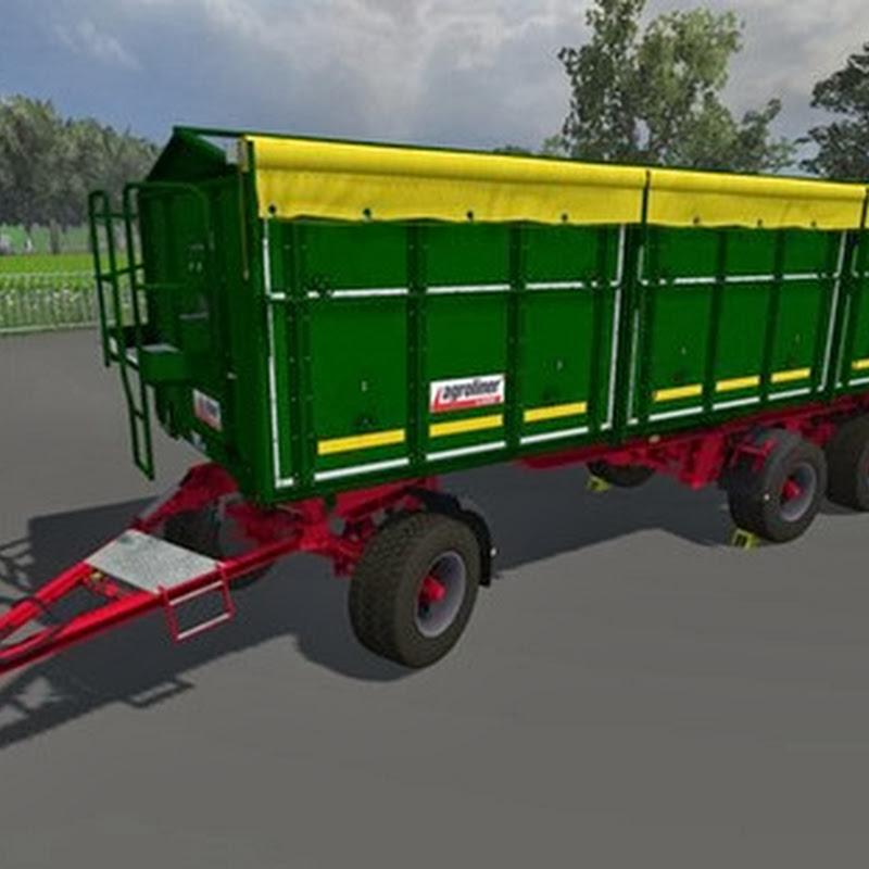 Farming simulator 2013 - Kroger HKD 402 Agroliner v 4.0
