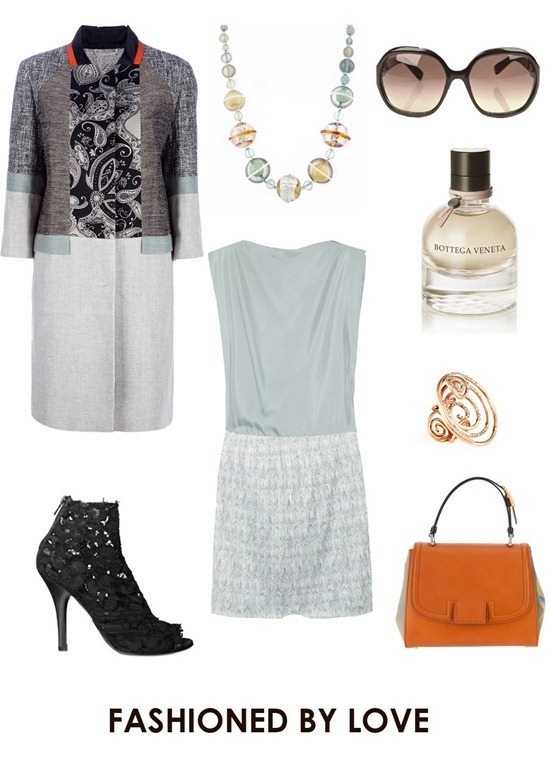 milan fashion week outfit missoni bottega veneta dolce gabbana murano maxmara fendi shoes bag perfume