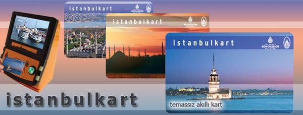 كرت التنقل في اسطنبول