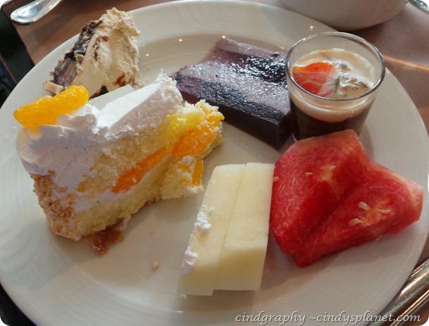 Hotel Royal Penang Buffet Dessert