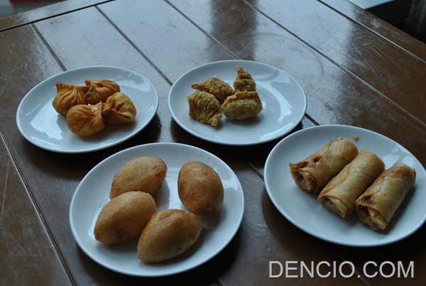 Xin Tian Di Restaurant Dim Sum Buffet unlimited 16
