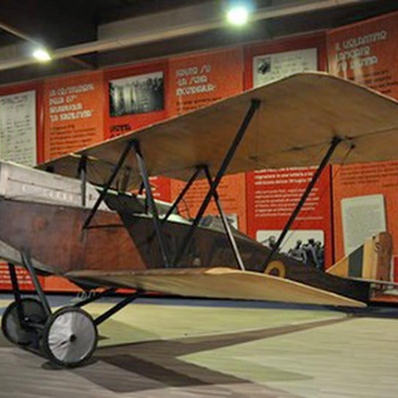 Il Museo dell'Aeronautica Gianni Caproni raccoglie ed espone una collezione di rilievo mondiale di aeroplani.