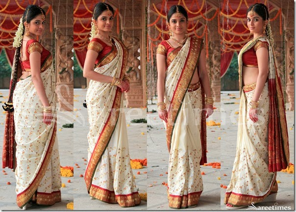 Sheena_White_Traditional_Saree