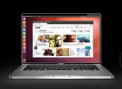 Ubuntu in MacBook Pro
