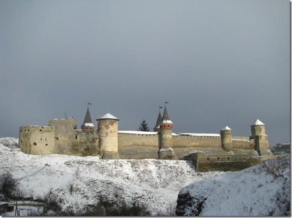 Кам'янець, фортеця