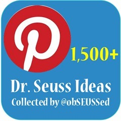 Dr Seuss obseussed 1500 Pinterest