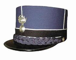 sombrero de gendarme quepi (2)