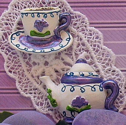 Cupcake and Tea 2013 tea