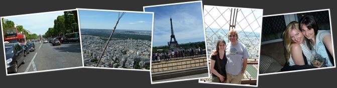 View Paris day 2 sightseeing