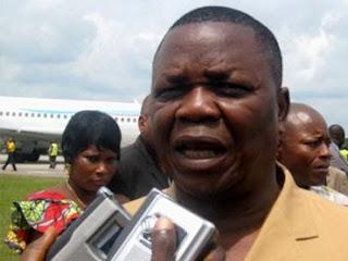 Le gouverneur Médard Autsai Asenga