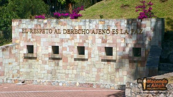Ruta Juarez Guelatao Oaxaca  4
