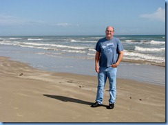 7292 Texas - PR-22 East (South Padre Island Dr) - Padre Island National Seashore - Malaquite Visitor Center - Gulf of Mexico
