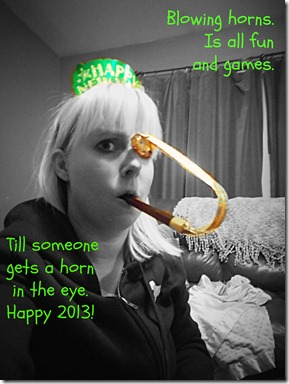 Horn Happy NYE 2013