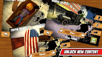 Screenshot of Hearse Driver 3D FREE