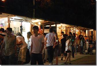 Unos 300 puestos son los que participan de las ferias artesanales de La Costa