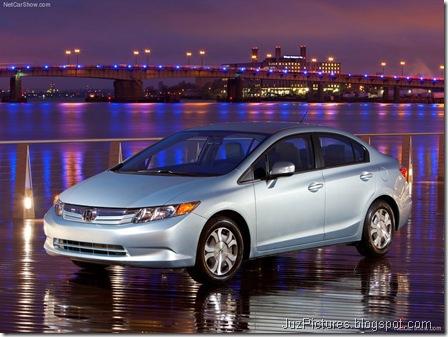 Honda Civic Hybrid2