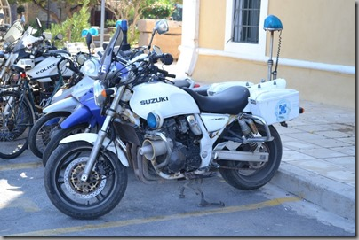 'Many Thanks' to Ian Squire who took these pictures whilst on Holiday in Crete in 2013