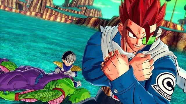 Dragon Ball Xenoverse - tráiler extendido