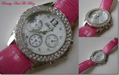 Breda Victoria Pink Watch