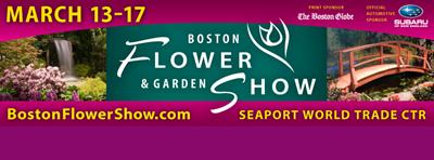 Boston Flower and Garden Show 2013