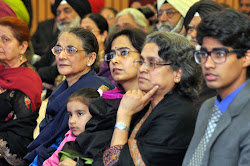 From Left: Jansher Singh, Dr Upinder Singh, Jaspreet, Mrs Paramjit Kaur and Mrs Chattha