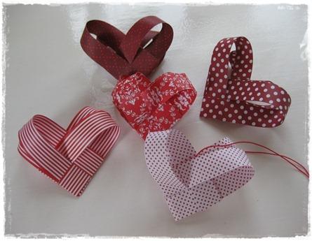 Froebel Hearts