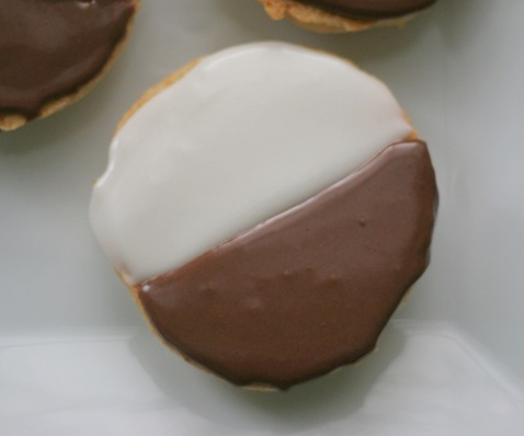 black and white cookies 1