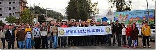 Revitalização SC-390
