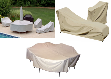 Flooring Doctor: Outdoor Patio Furniture Covers