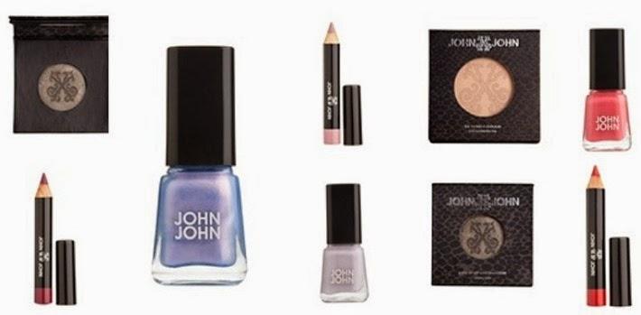 maquiagem John John esmaltes lapis