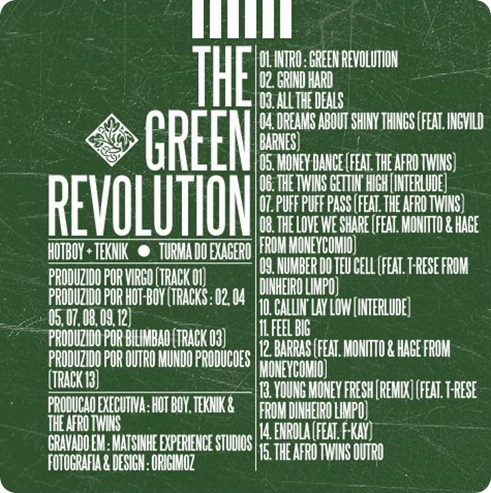 The Green Revolution [Back]