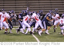 'Football team vs Long Beach City College' photo (c) 2008, Parker Michael Knight - license: http://creativecommons.org/licenses/by/2.0/