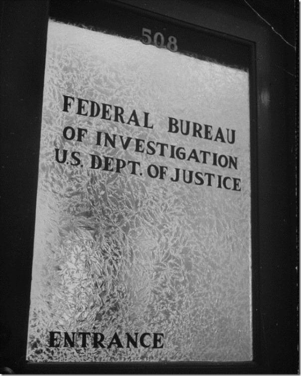FBI nos anos 30 e 40 (11)