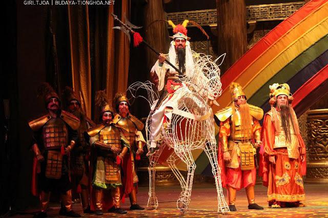 Sih Jin Kui penampilan dari Teater Koma