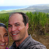 Self-Portrait At Cherry Tree Hill - Bridgetown, Barbados