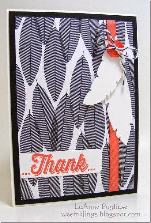 LeAnne Pugliese WeeInklings March 2015 Paper Pumpkin Stampin Up 3