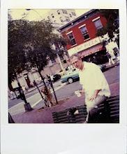 jamie livingston photo of the day September 13, 1997  ©hugh crawford