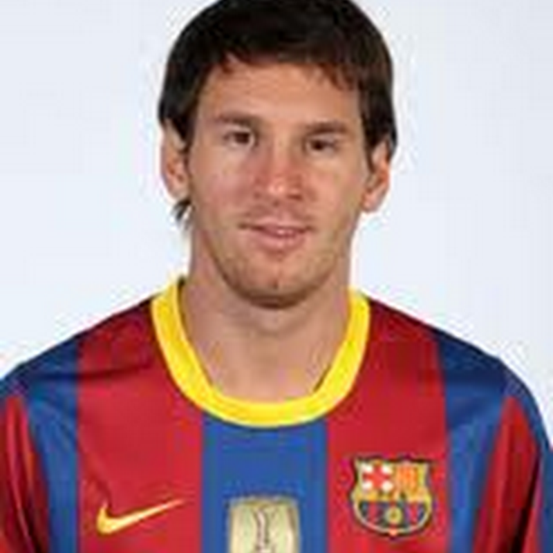Naik gaji ? Apa u fikir u Messi ke ??