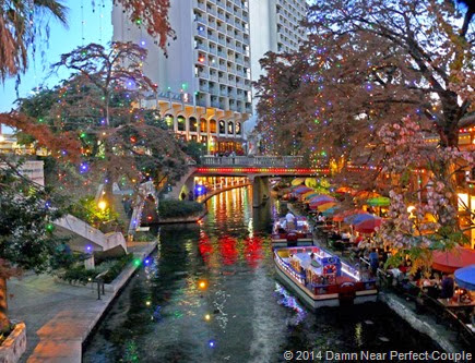 Riverwalk Lights