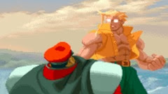 Street Fighter Alpha 2, Finais, Charlie