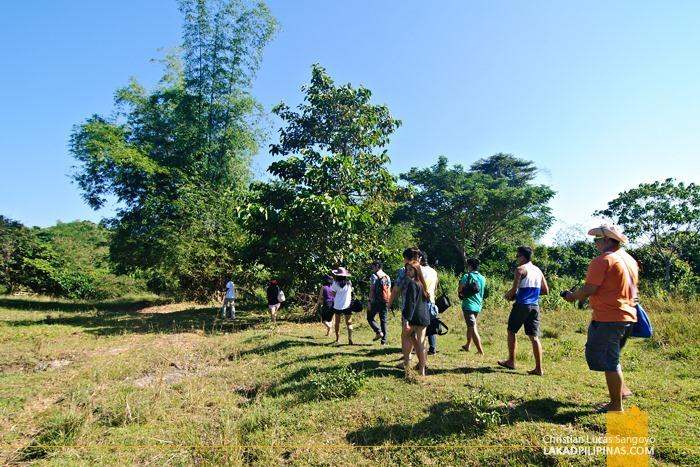 Hiking to Pangasinan's Bolinao Falls