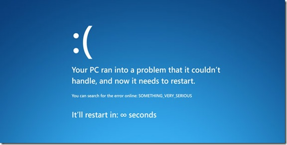 Blue-screen-Crash-Windows-8