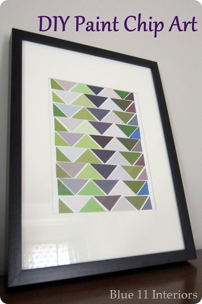 paint chip art title