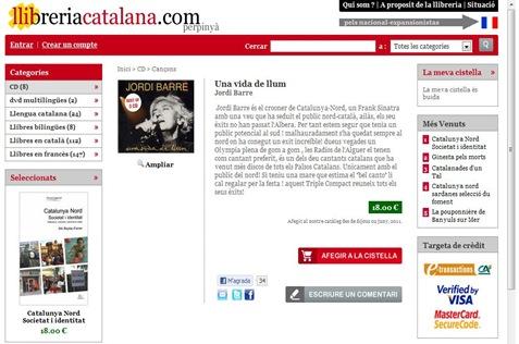 Jordi Barre LlibreriaCatalana