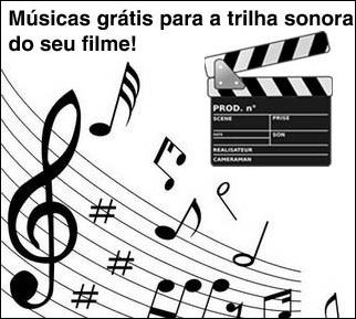 donwload gratuito de efeitos e musicas para trilha sonora
