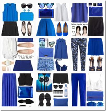 Royal Blue Mix N Match